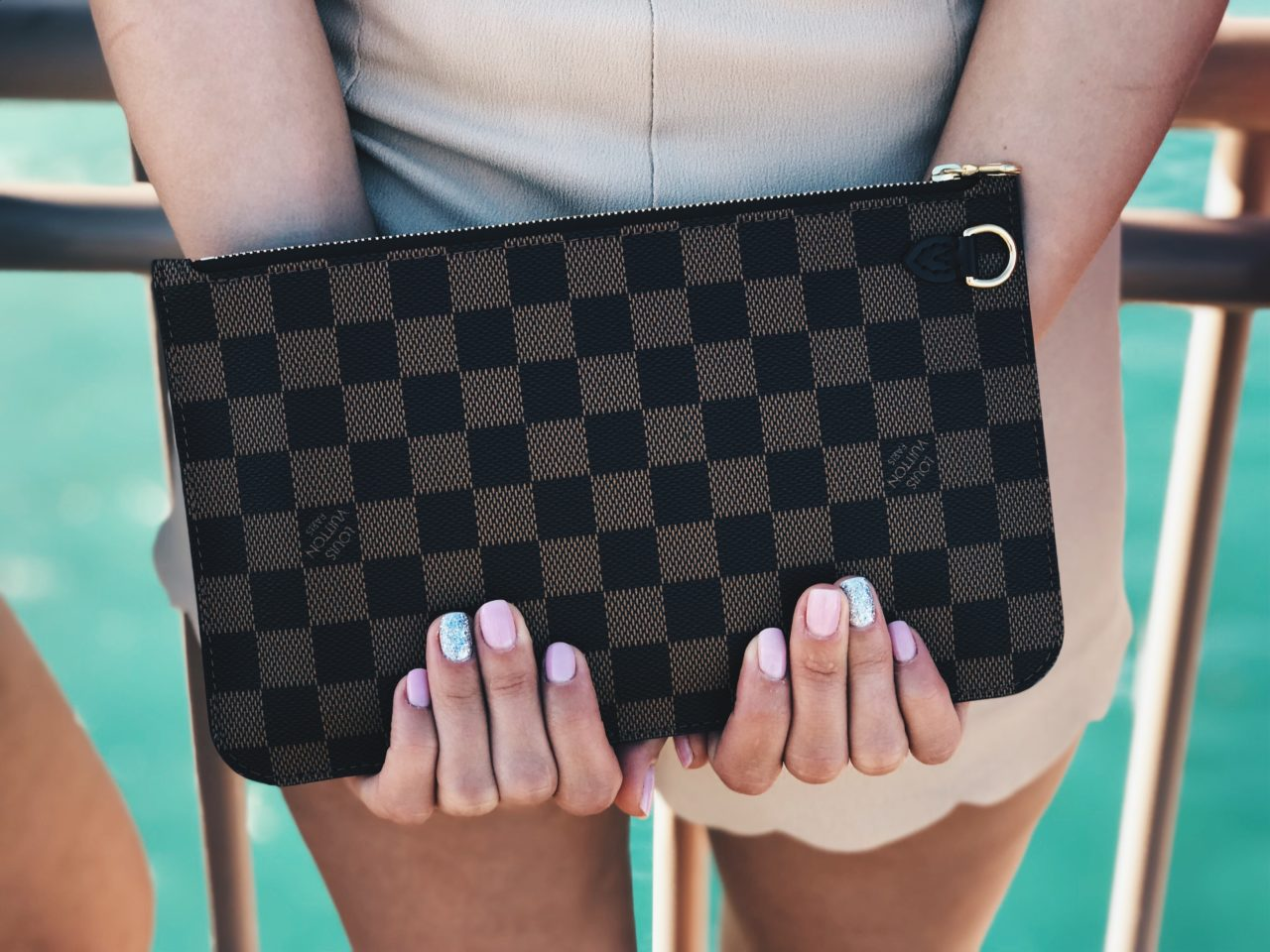 pochette Louis Vuitton damier